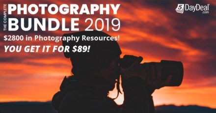 The Biggest Photography Deal of the Year is Back!