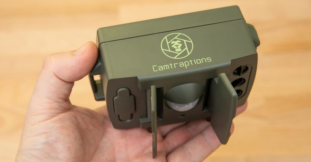 Camtraptions Motion Sensor: How Cold Can You Go?