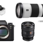 My Sony Mirrorless Starter Kit
