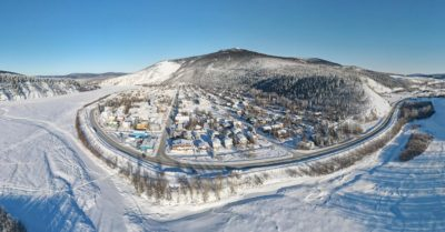 January 2021 – Winter in Dawson City and Tombstone